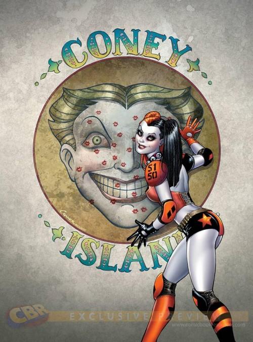 Harley Quinn Amanda Conner DC Comics Jimmy Palmiotti