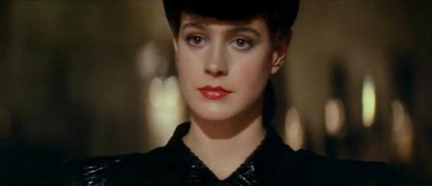 Imágen Rachel Blade Runner