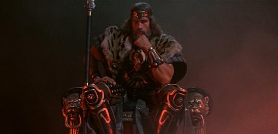 La leyenda de Conan