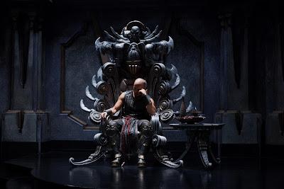 Imagen Riddick trono