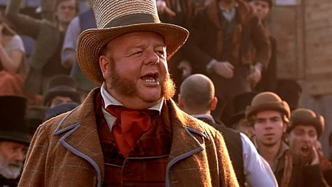 Roger Ashton Griffiths en Gangs of New York