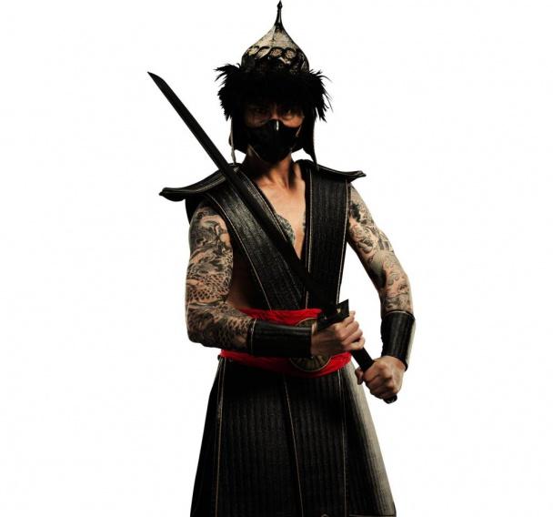 Kick Ass 2 Promo Genghis Carnage