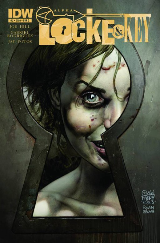 Locke & Key Alpha #2
