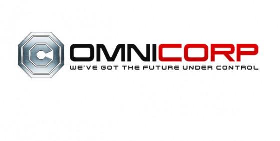 Logotipo Omnicorp Robocop