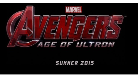 Logotipo The Avengers Age of Ultron