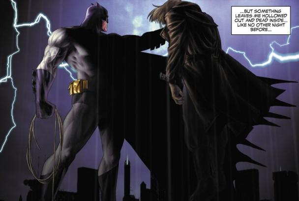 BATMAN: Batman: Más oscuro que la muerteMÁS OSCURO QUE LA MUERTE
