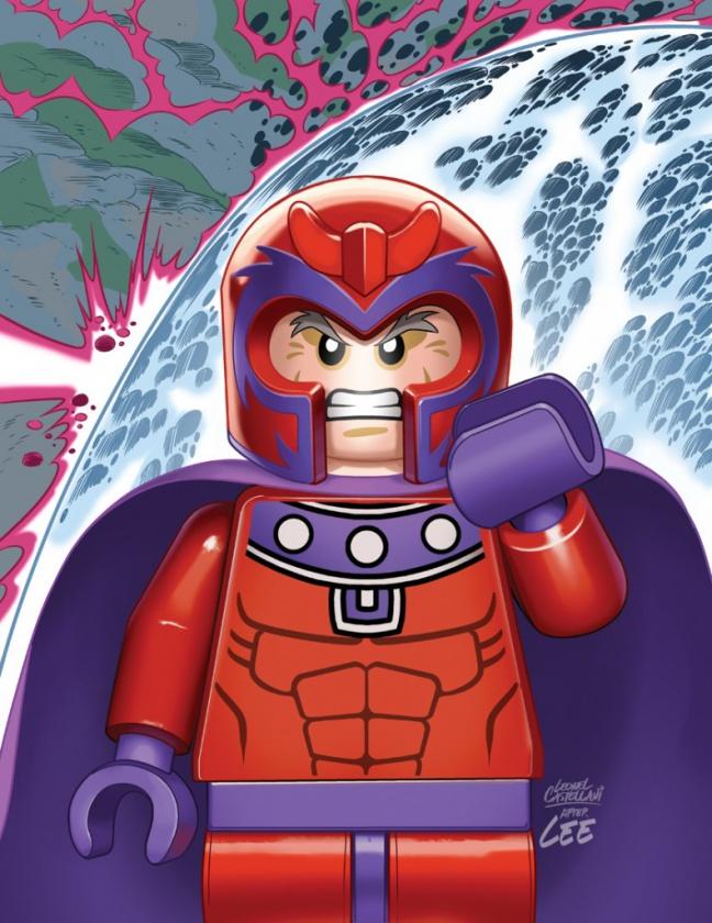 Portada Alternativa de All New X-Men #17