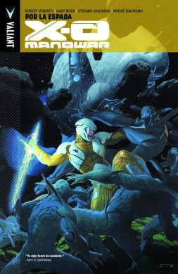 Portada de X-O Manowar