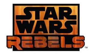 Nuevo logo de la futura Star Wars Rebels