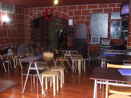 Aspecto de la Taverna del Nan en Lleida