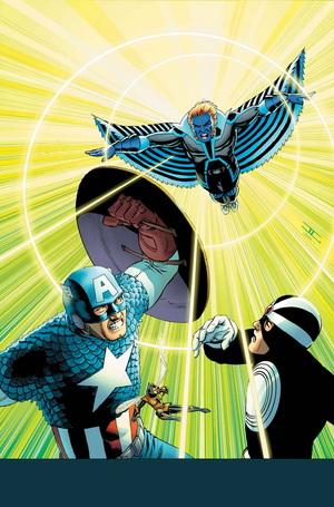 Portada de Uncanny Avengers #20