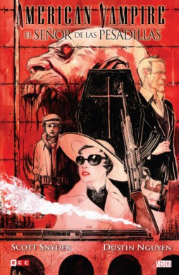 American Vampire: El Señor de las Pesadillas