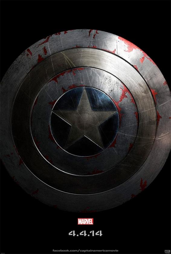 teaser póster capitán américa 2