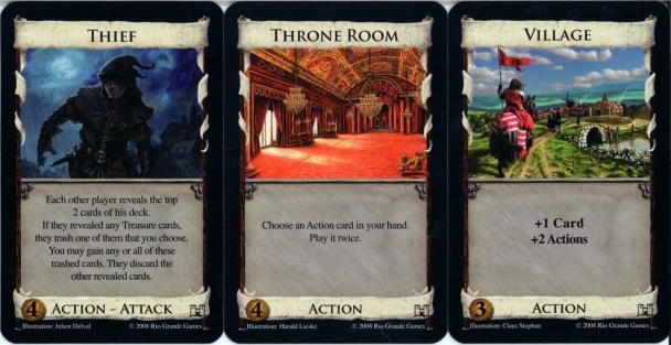 Ejemplo de cartas de reino