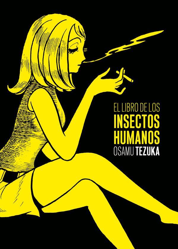 Portada de El libro de los insectos