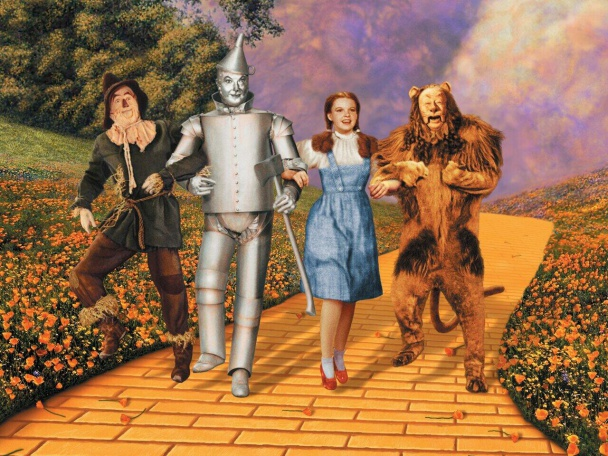 Imagen de la adaptación musical de 1939