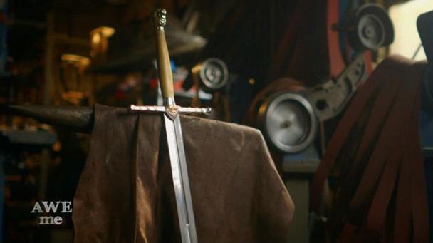 La espada de Jaime Lannister en Juego de Tronos