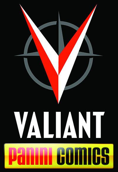 Valiant, por Panini Comics