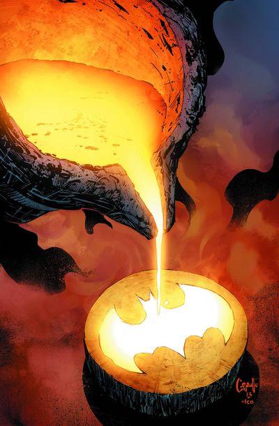 Portada de Batman #22