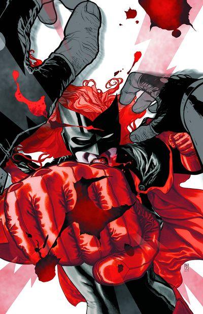 Portada de Batwoman #22