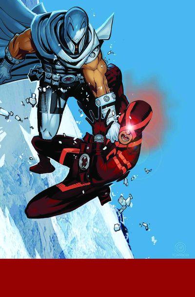 Portada de Uncanny X-Men #8