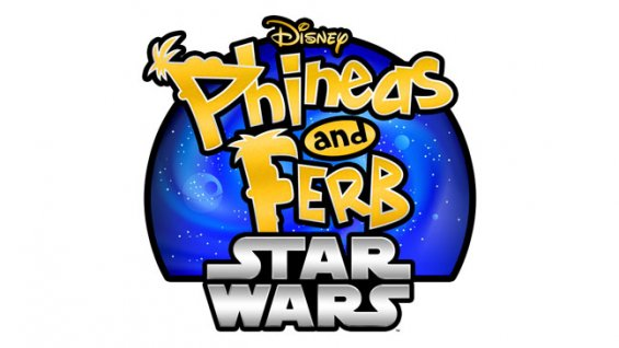 phineas ferb star wars
