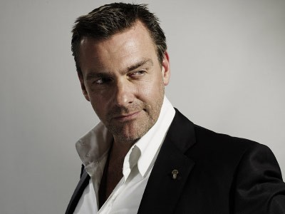 Ray Stevenson Batman