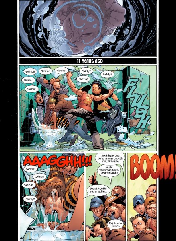 Ultimate Fantastic Four: Lo fantástico