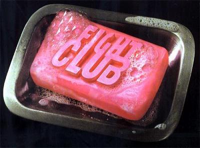 simbolo el club de la lucha
