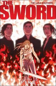 """Una portada de """"The Sword"""""""