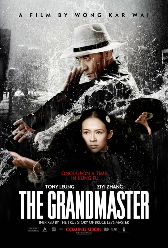 "Cartel de ""The Grandmaster"""