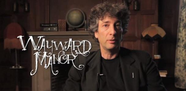 Neil Gaiman presenta Wayward Manor