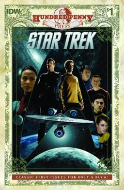 Portada Star Trek 1