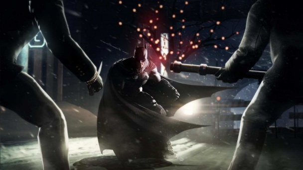 Batman Arkham Origns