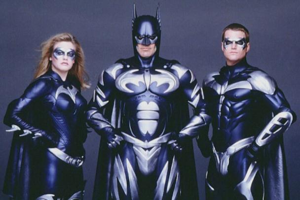 Batman-BatGirl-Robin
