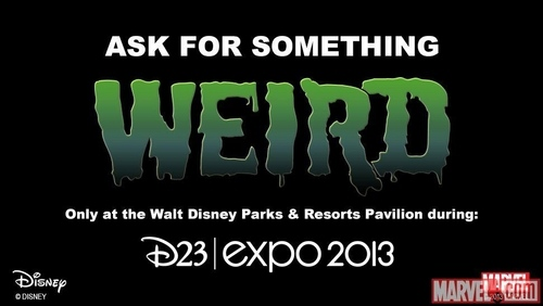 Cartel D23 Expo Disney