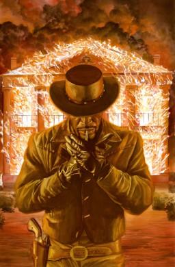 Portada Django Unchained 6