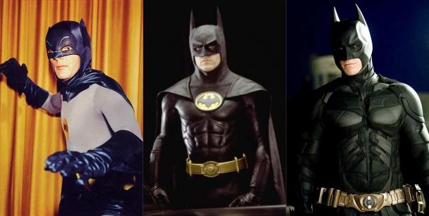 Evolución de El caballero oscuro