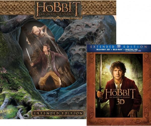 Imágen El Hobbit Un Viaje Inesperado edicion exclusiva