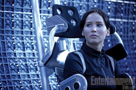 Imágen Los Juegos del Hambre En Llamas Katniss