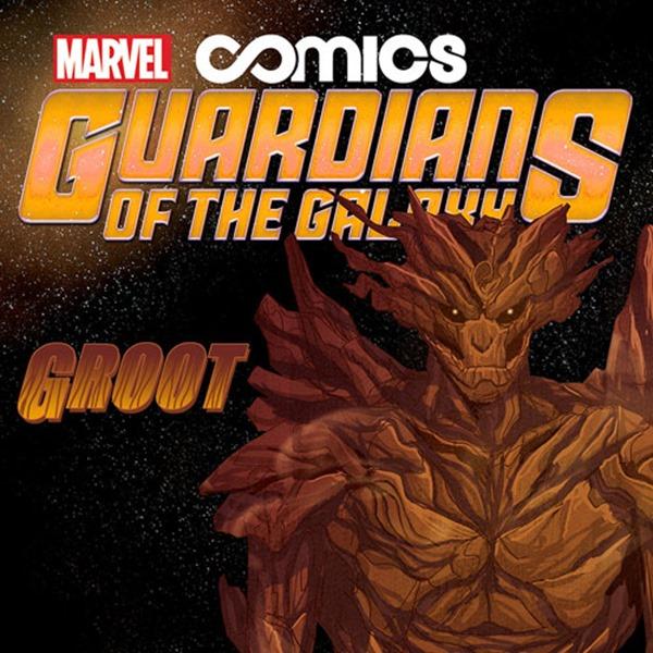 Imagen Groot Guardianes de las Galaxia
