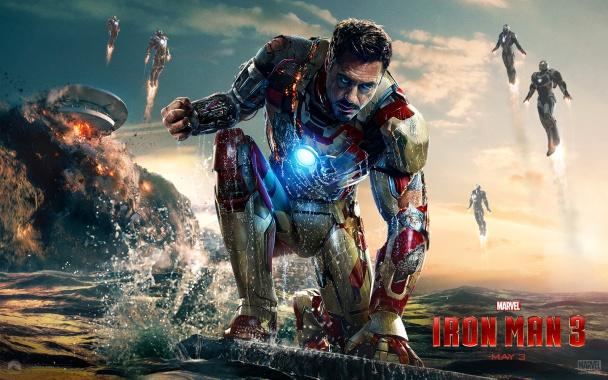 Imagen Iron Man 3