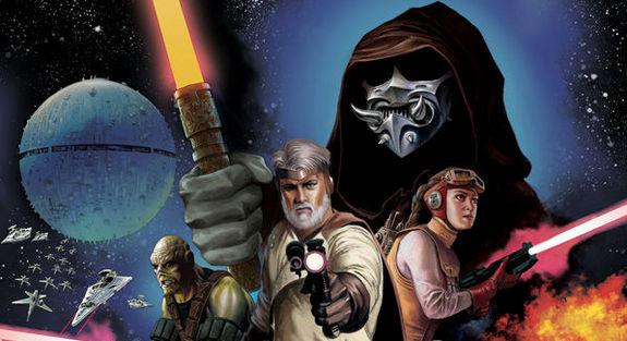 Imagen The Star Wars Comic Dark Horse