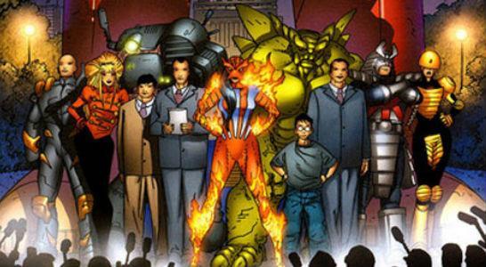 Imagen grupo Big Hero 6
