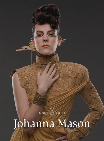 Johanna Mason Jena Malone