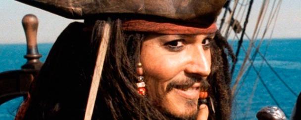 Johnny Deep Jack Sparrow