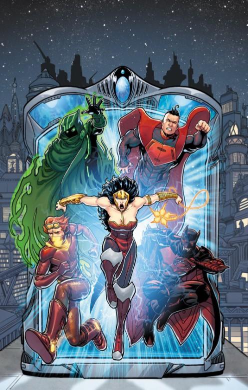 La Justice League 3000