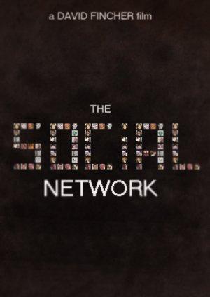 La Red Social-Cartel de la película