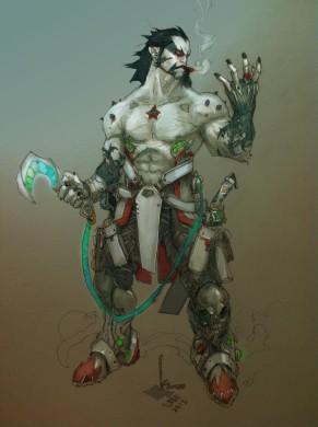 Diseño descartado del nuevo Lobo 2