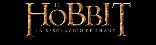 Logo El Hobbit La Desolación de Smaug